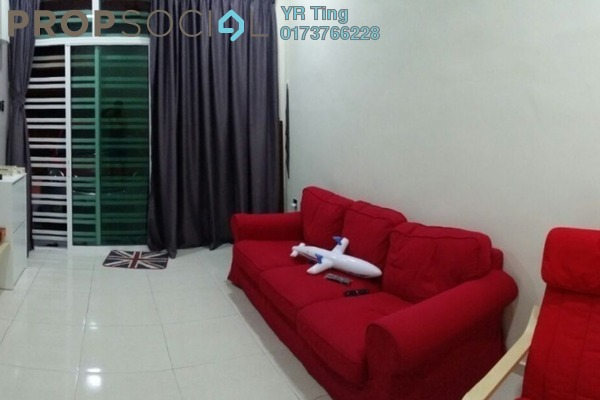 Terrace For Sale in Taman Rembia Utama, Alor Gajah Freehold Fully Furnished 3R/2B 295k