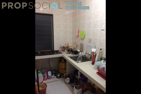 Apartment For Sale in Taman Desa Indah, Klang Freehold Semi Furnished 3R/2B 235k