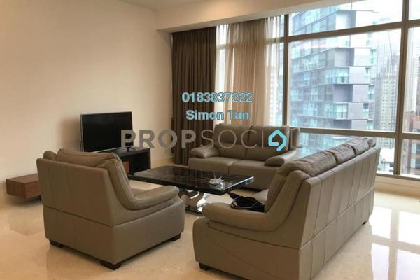 For Sale Serviced Residence at Banyan Tree, KLCC Freehold Fully Furnished 3R/4B 4m