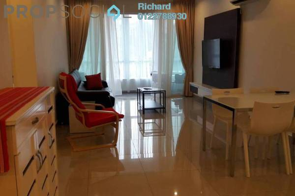For Rent Serviced Residence at Subang Parkhomes, Subang Jaya Freehold Fully Furnished 4R/3B 3.3k