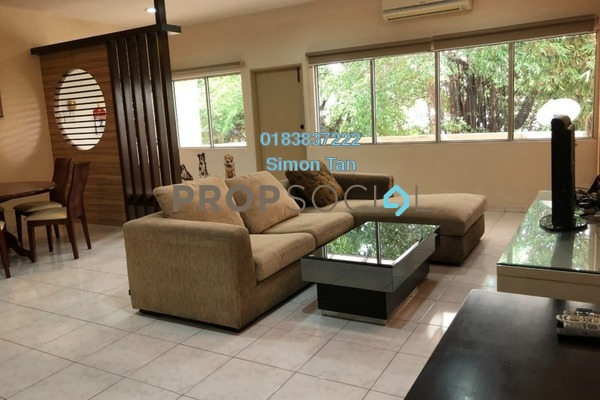 Apartment For Rent in Laksamana Apartment, Old Klang Road Freehold Semi Furnished 3R/3B 1.6k