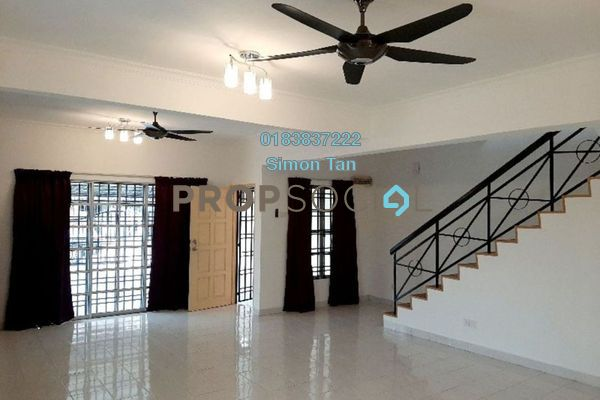 For Rent Land at Subang Bestari, Subang Freehold Semi Furnished 4R/3B 2.8k