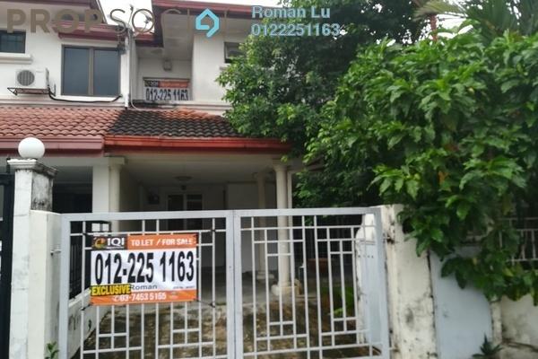 Terrace For Sale in BU1, Bandar Utama Freehold Unfurnished 4R/3B 1.15m
