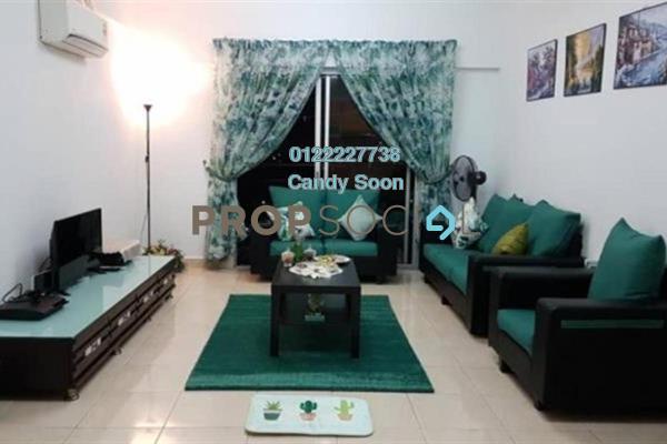For Sale Condominium at Ampang Boulevard, Ampang Freehold Fully Furnished 3R/2B 545k