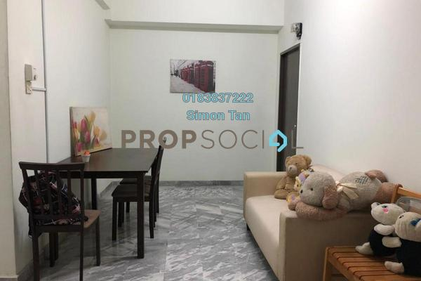 Land For Rent in Ridzuan Condominium, Bandar Sunway Freehold Fully Furnished 0R/0B 500translationmissing:en.pricing.unit