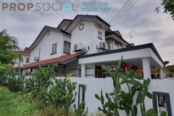 Terrace For Sale in Taman Putra Prima, Puchong Freehold Semi Furnished 4R/3B 900k