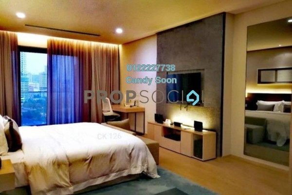 Serviced Residence For Sale in 188 Suites, KLCC Freehold Fully Furnished 1R/1B 650k