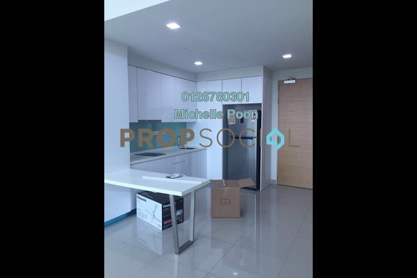 For Rent Condominium at The Leafz, Sungai Besi Freehold Semi Furnished 1R/1B 1.6k