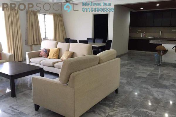 Condominium For Sale in Menara Bukit Ceylon, Bukit Ceylon Freehold Fully Furnished 2R/1B 900k