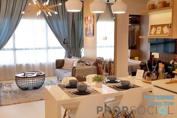 Condominium For Sale in The Tropika, Bukit Jalil Freehold Semi Furnished 2R/2B 522k