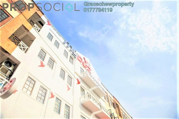 Office For Rent in Jalan Kenanga, Bandar Indahpura Freehold Unfurnished 0R/0B 1k