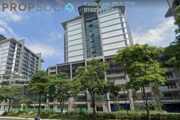 For Rent Condominium at Q Suite @ Queensville, Bandar Sri Permaisuri Freehold Semi Furnished 1R/1B 1.3k