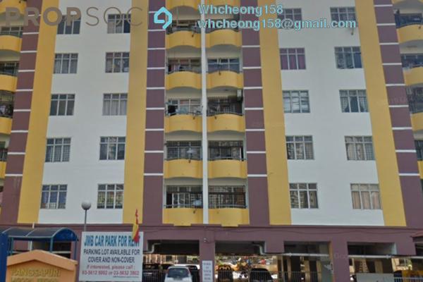 Apartment For Rent in Lagoon Perdana, Bandar Sunway Freehold Semi Furnished 3R/2B 1k