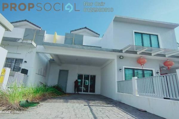 Terrace For Sale in Seksyen 16, Bandar Puncak Alam Freehold Unfurnished 4R/3B 495k