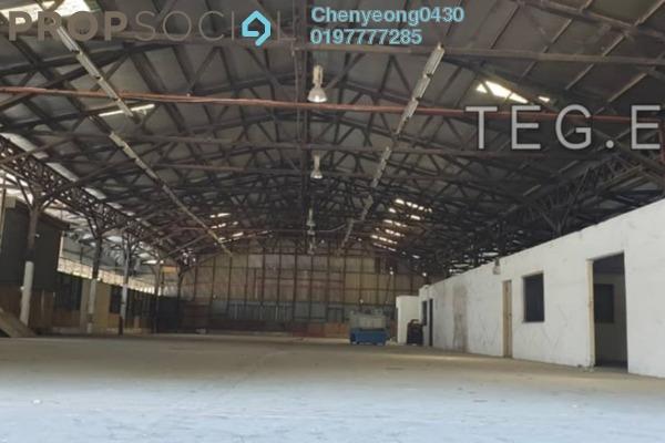 For Rent Factory at Pandamaran Industrial Estate, Port Klang Freehold Unfurnished 0R/0B 11k