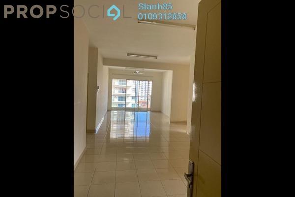Condominium For Rent in Platinum Hill PV8, Setapak Freehold Semi Furnished 4R/2B 1.7k