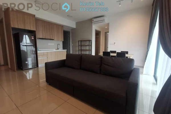For Rent Condominium at Sunway Mont Residences, Mont Kiara Freehold Fully Furnished 2R/2B 4.5k
