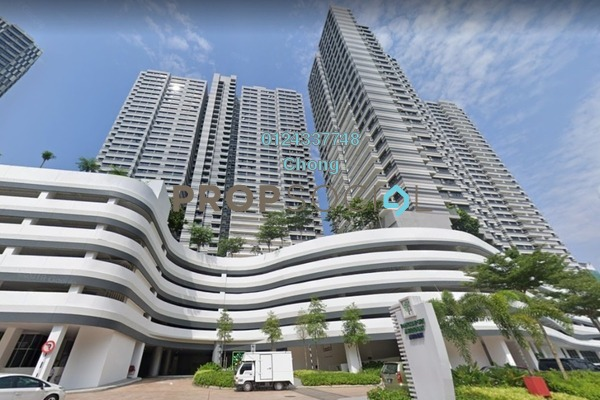 Condominium For Sale in The Meridin @ Medini, Medini Freehold Unfurnished 1R/1B 292k
