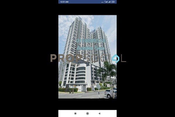 Condominium For Sale in Eco Nest, Iskandar Puteri (Nusajaya) Freehold Semi Furnished 3R/2B 760k