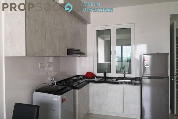 For Rent Serviced Residence at Court 28 @ KL City, Sentul Freehold Fully Furnished 2R/2B 1.75k