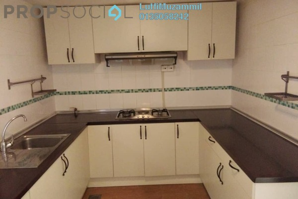 For Rent Condominium at The Plaza Condominium, TTDI Freehold Semi Furnished 3R/3B 3.1k