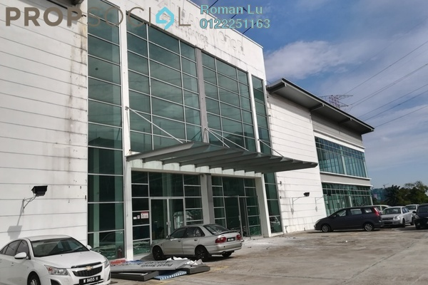 Factory For Rent in Hicom Glenmarie, Glenmarie Freehold Unfurnished 1R/6B 75k