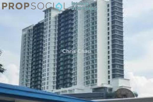 Condominium For Sale in Saville @ D'Lake, Puchong Freehold Unfurnished 0R/0B 460k