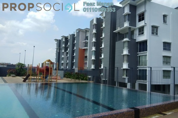 For Rent Townhouse at Cyberia Crescent 1, Cyberjaya Freehold Fully Furnished 1R/1B 400translationmissing:en.pricing.unit