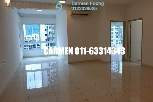 For Rent Condominium at V Residence 3 @ Sunway Velocity, Cheras Freehold Semi Furnished 2R/2B 2.5k