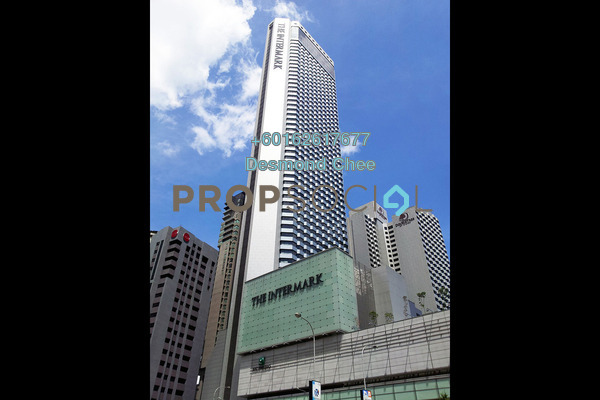 For Rent Office at Vista Tower, KLCC Freehold Fully Furnished 0R/0B 2.2k