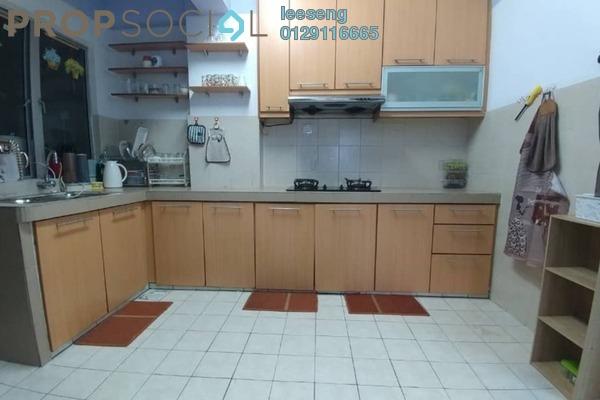 For Sale Condominium at Ampang Boulevard, Ampang Freehold Fully Furnished 3R/2B 549k