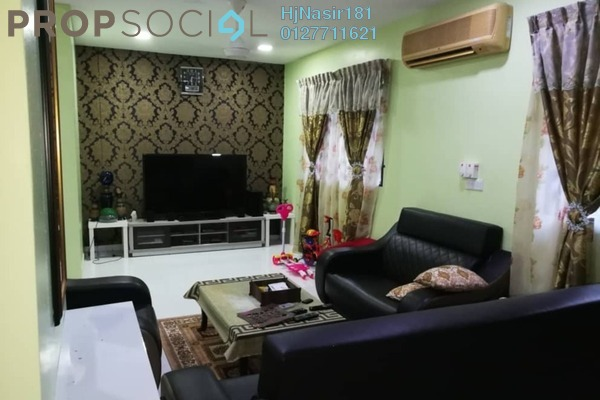 Semi-Detached For Sale in Rafflesia @ Bernam Jaya, Kerling Freehold Fully Furnished 4R/3B 500k