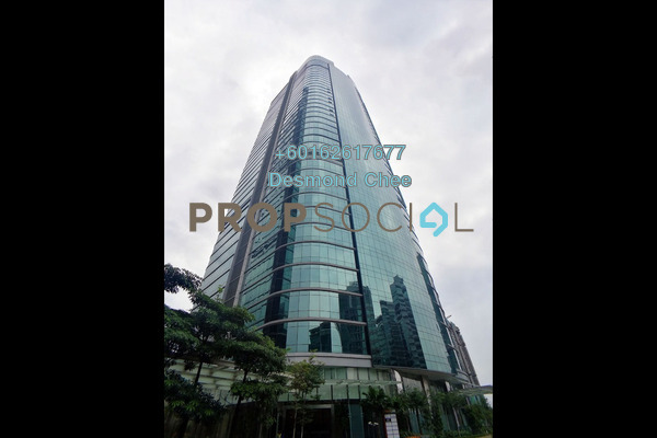 Office For Rent in The Vertical, Bangsar South Freehold Fully Furnished 0R/0B 4.2k