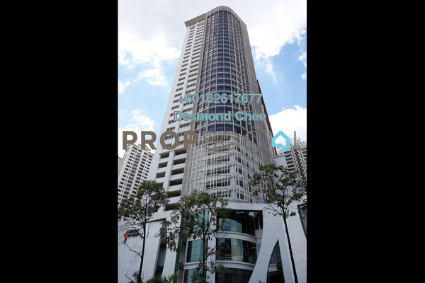 For Rent Office at One Mont Kiara, Mont Kiara Freehold Fully Furnished 0R/0B 2.9k