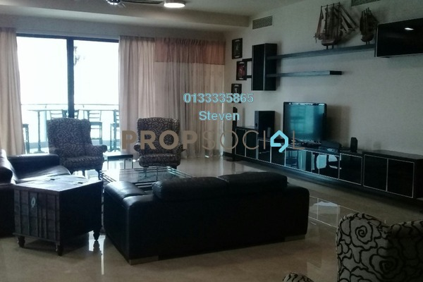 For Rent Condominium at Cendana, KLCC Freehold Fully Furnished 5R/1B 10k