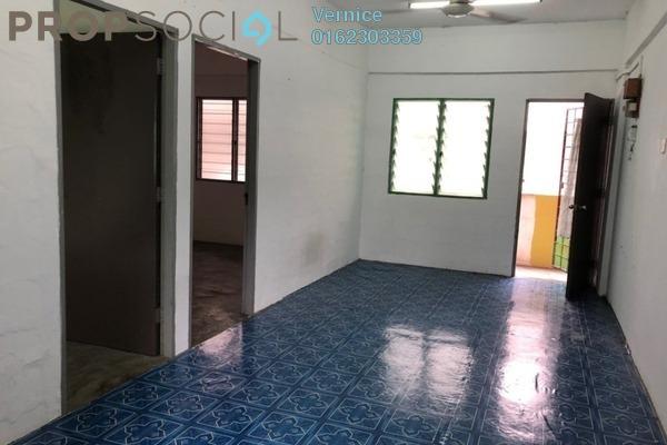 Apartment For Sale in Taman Kajang Mewah, Kajang Freehold Unfurnished 2R/1B 84k