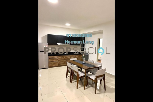 Condominium For Rent in The Nest Residences, Old Klang Road Freehold fully_furnished 3R/2B 1.95k