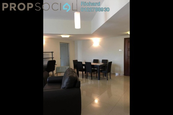For Rent Condominium at The Boulevard, Subang Jaya Freehold Fully Furnished 2R/2B 2k
