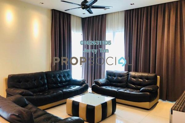 独立式洋房 单位出售于 Perdana Residence 1, Selayang Freehold Semi Furnished 4R/5B 1.8百万