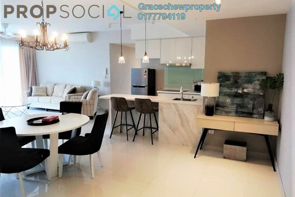 Condominium For Rent in Teega, Puteri Harbour Freehold Fully Furnished 2R/2B 3k