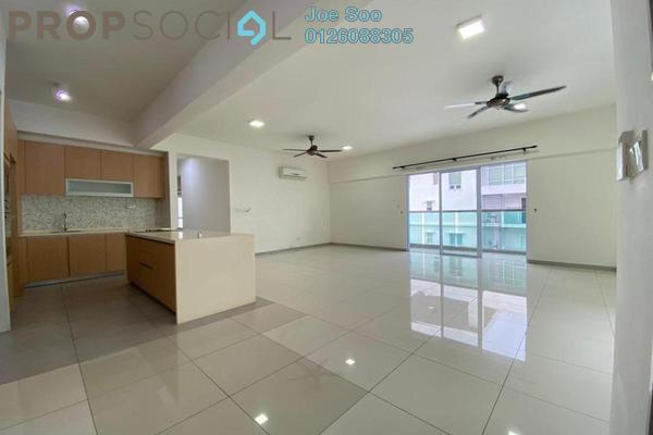 For Rent Condominium at Villa Orkid, Segambut Freehold Semi Furnished 3R/3B 2.2k
