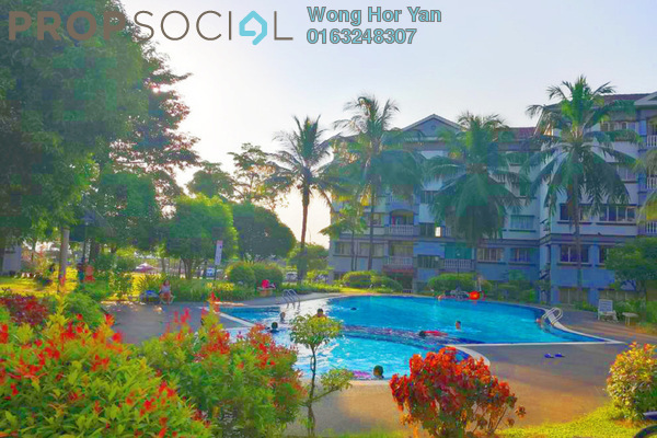 For Rent Apartment at Sri Kesidang, Bandar Puchong Jaya Freehold Semi Furnished 3R/2B 900translationmissing:en.pricing.unit