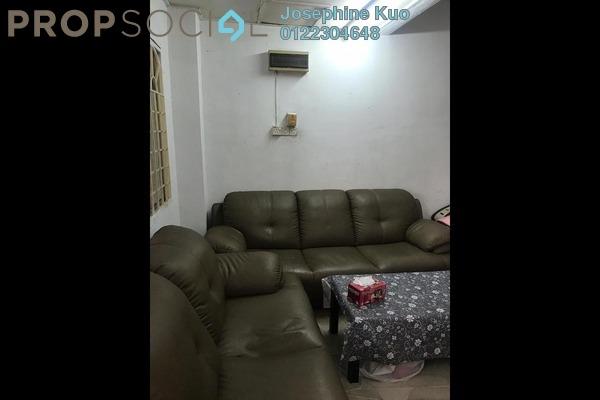 Terrace For Sale in Taman Sentosa, Klang Freehold Unfurnished 4R/3B 388k