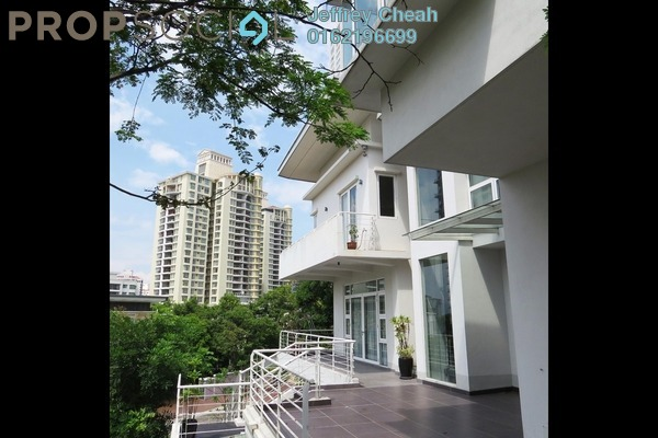 Bungalow For Sale in The Residence, Mont Kiara Freehold Semi Furnished 7R/7B 10.5m