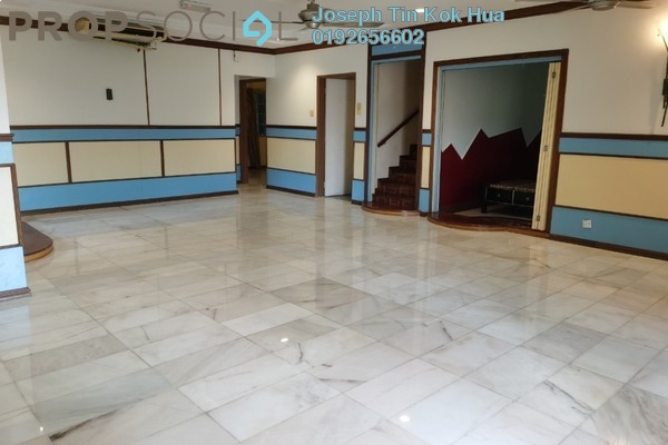 Semi-Detached For Rent in Taman OUG, Old Klang Road Freehold Semi Furnished 8R/3B 7k