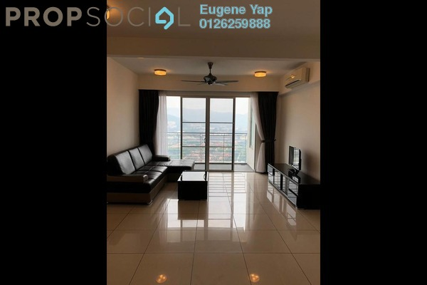 Condominium For Rent in The Westside One, Desa ParkCity Freehold Fully Furnished 2R/3B 3.5k