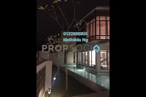 Bungalow For Sale in Section 5, Petaling Jaya Leasehold Unfurnished 5R/4B 4.7m