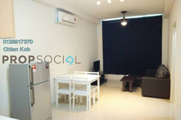 For Rent Serviced Residence at Centrestage, Petaling Jaya Freehold Fully Furnished 2R/3B 1.65k