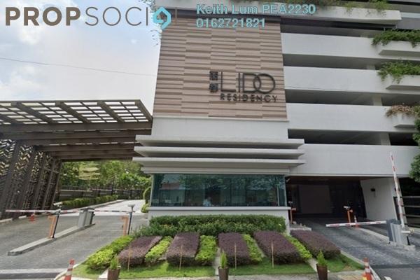 Condominium For Rent in Lido Residency, Bandar Sri Permaisuri Freehold Unfurnished 2R/2B 1.6k