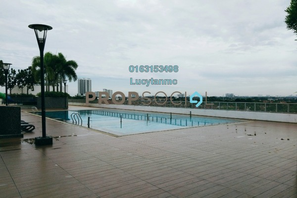 Apartment For Sale in Sky View, Bukit Indah Freehold Fully Furnished 1R/1B 350k